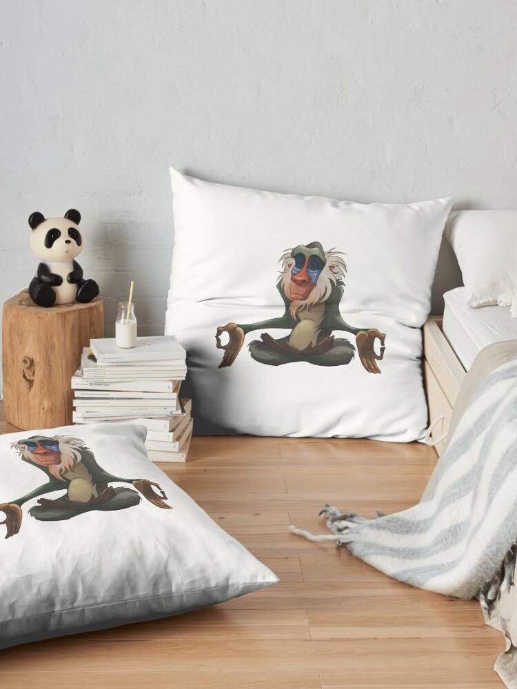 Alternate view of Rafiki Floor Pillow