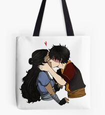Zutara Kiss Tote Bag