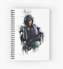 Dokkaebi Operator Spiral Notebook