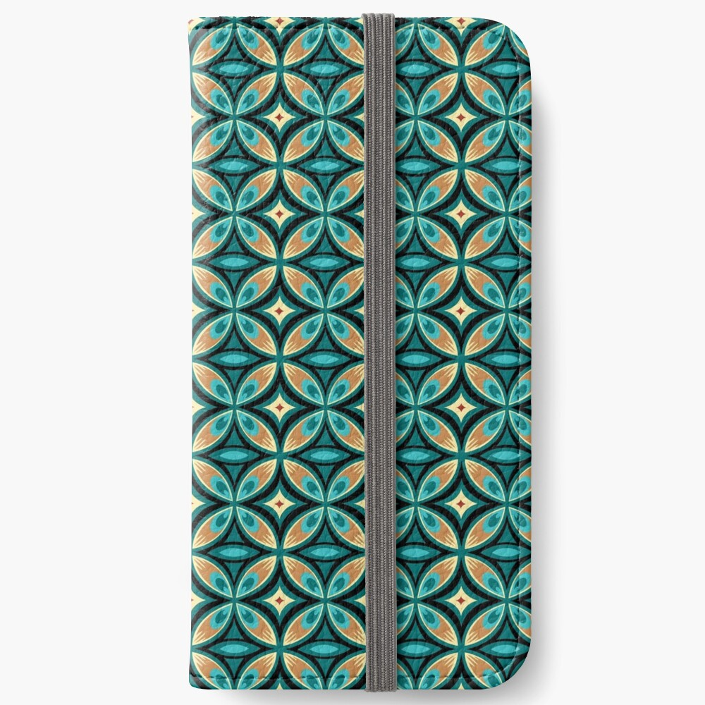 Strut Your Funky Stuff iPhone Wallet