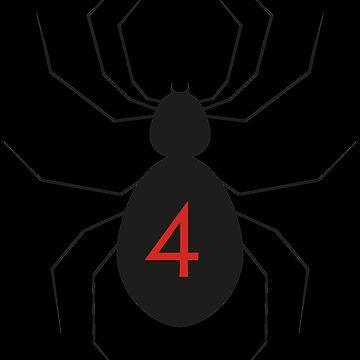 Hisoka number by Hisoka