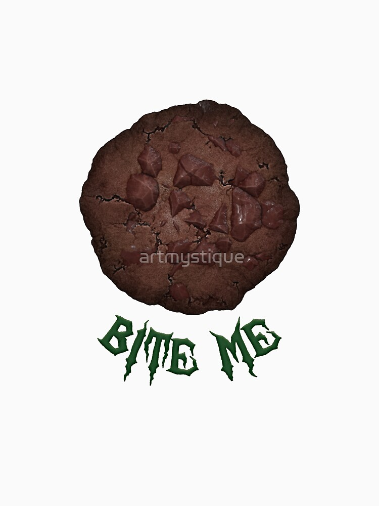 Bite Me-Chocolate Version by artmystique