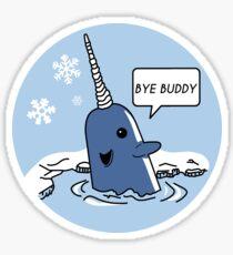 Bye Buddy - Elf Sticker