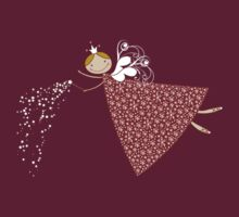 Magical Snowflakes Fairy T-shirt