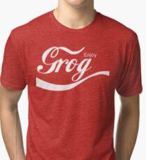 Enjoy Grog Tri-blend T-Shirt