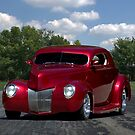 1939 Ford Custom Coupe by TeeMack