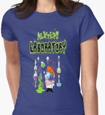 Chemist Dex Women's Fitted T-Shirt