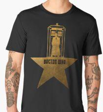 Doctor Who - Hamilton Crossover Men's Premium T-Shirt