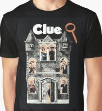 Clue Graphic T-Shirt