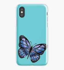 Cute Patterned, Flying Butterflies Pack of 5 iPhone Case