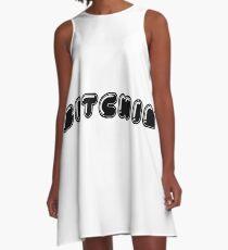 Bitchin' A-Line Dress