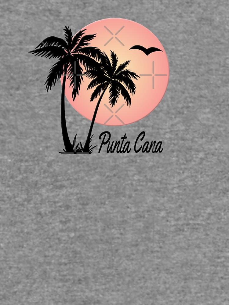 Punta Cana Souvenir Gift Dominican Republic Palm by lmaoshop