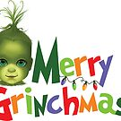 Merry GRINCHmas (BITTY BADDIES) by Jody  Parmann