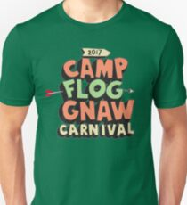 Camp Flog Gnaw 2017 T-Shirt