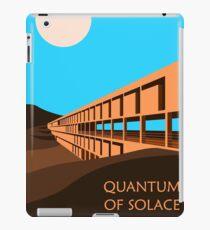 Quantum of Solace inspired design iPad Case/Skin