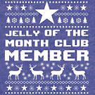Ugly Christmas Sweater - Jelly of the Month Club by Janelle Wourms