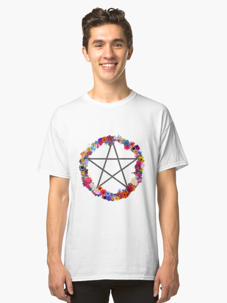 Alternate view of Witchy Power Classic T-Shirt