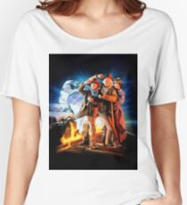 Back to the Future III Women's Relaxed Fit T-Shirt