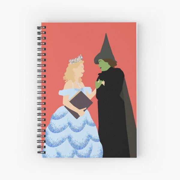 Wicked Spiral Notebook