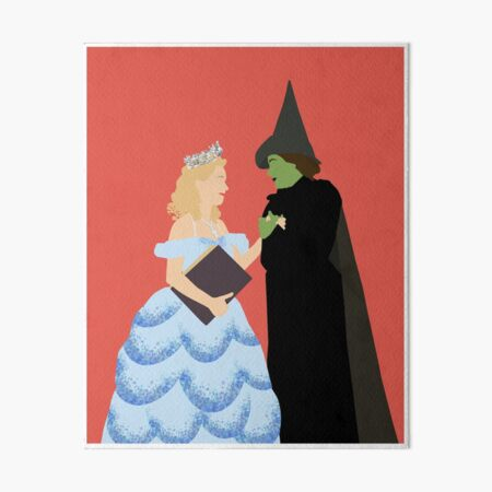 Wicked Art Board Print