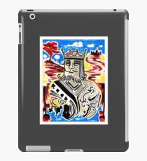 King Of Cards iPad Case/Skin