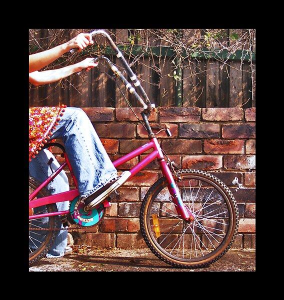 i like my bike by lilugirl