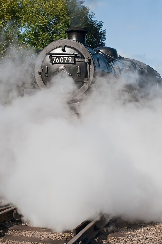 Steam,Smoke & More Steam by Kit347