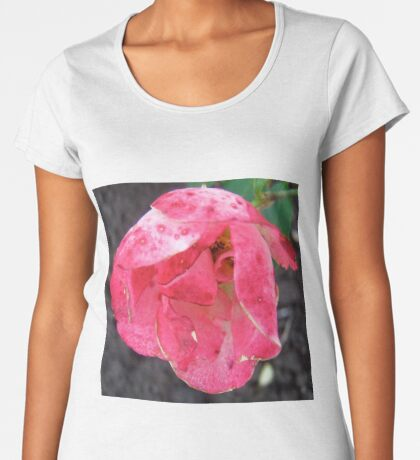 Governor General's rose 2 Women's Premium T-Shirt