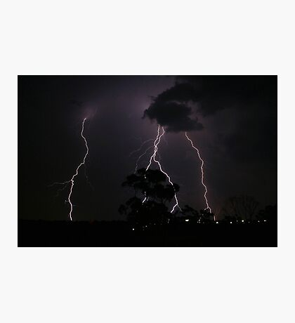 Natures Fury Photographic Print