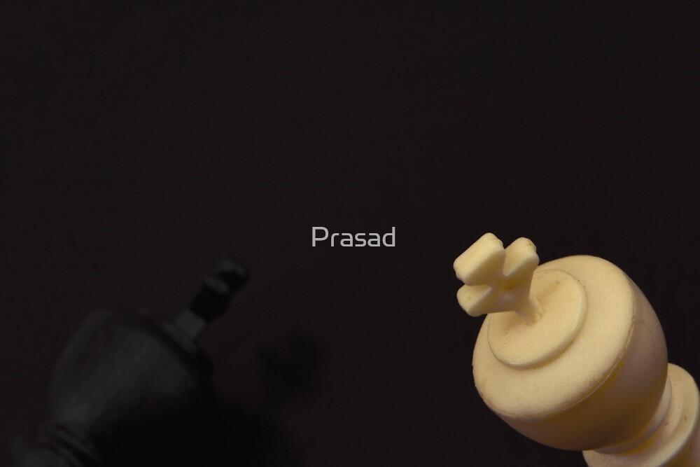 War of space by Prasad