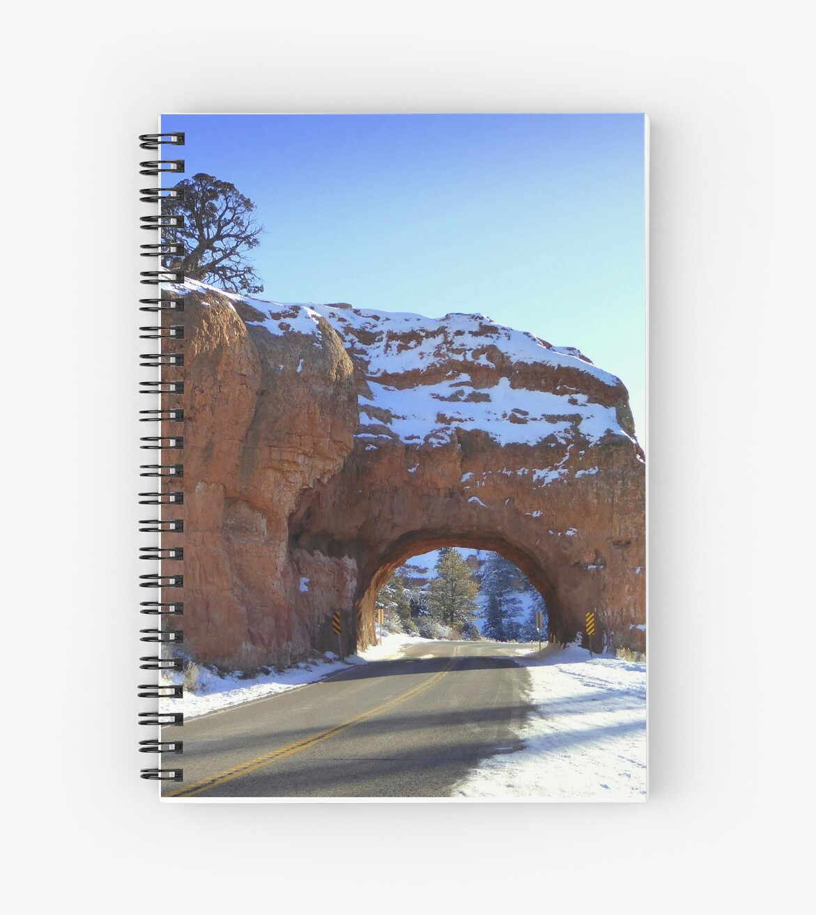 Red Rock Tunnel by Vaengi