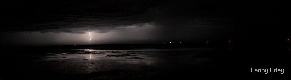 Moreton Bay Lightning by Lanny Edey
