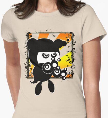 tough lil guy w/ border T-Shirt