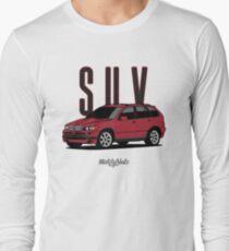 SUV E53 (red) Long Sleeve T-Shirt