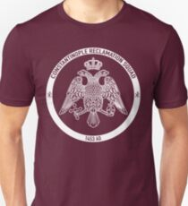 Constantinople Reclamation Squad 1453 AD Unisex T-Shirt
