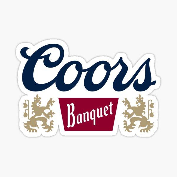 coors banquet  Sticker