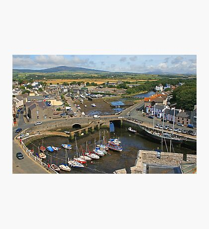 Castletown Harbour Photographic Print