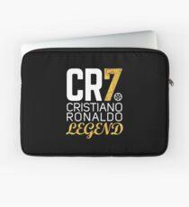 CR7 legend gold Laptop Sleeve