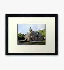 St.Modans Kirk , Benderloch , Scotland Framed Print