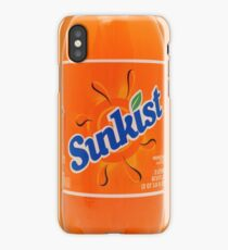 Sunkist iPhone Case