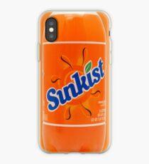 Sunkist iPhone Case