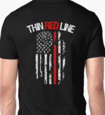 Thin Red Line Gear and Tees Unisex T-Shirt