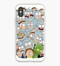 Rick and Morty - Outnumbered... iPhone Case