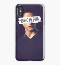 Scott McCall | True Alpha iPhone Case