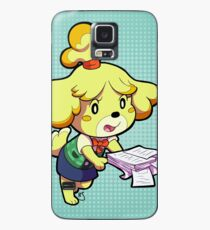 Isabelle Print Case/Skin for Samsung Galaxy