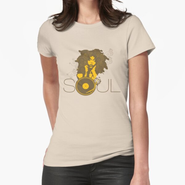 Soul Fitted T-Shirt