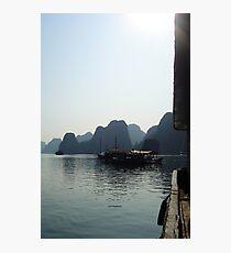 *Ha Long Bay* Photographic Print
