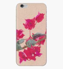 Bougainvillea Floral Design iPhone Case