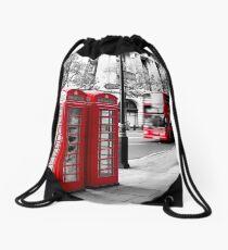 London Drawstring Bag