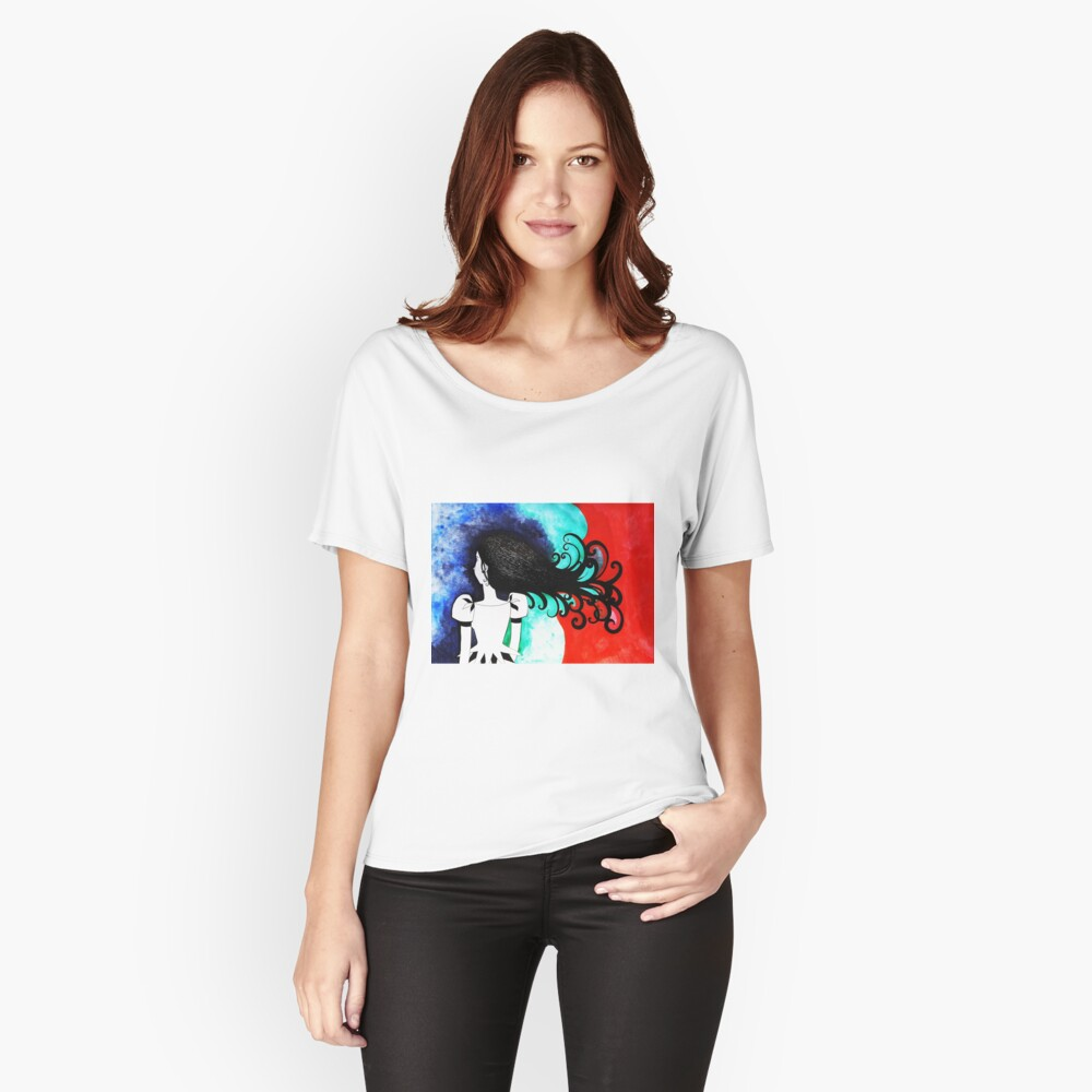 Windy day Camiseta ancha